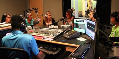 Digital Storytelling: Amplify Youth Voice Through Podcasts and Radio (SLB) tickets