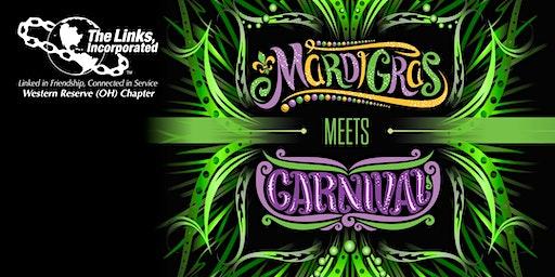 Mardi Gras Meets Carnival!