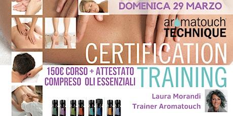 ROMA Corso AromaTouch Technique dōTERRA biglietti
