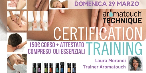 ROMA Corso AromaTouch Technique dōTERRA