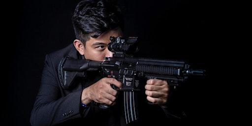 Brevetto BRONZO3000 - Rifle