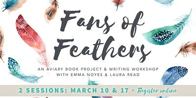 Fans of Feathers: Book Project & Writing Workshop