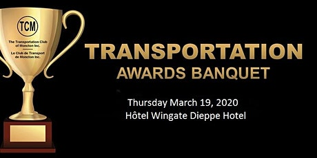 2020 Transportation Awards Banquet tickets