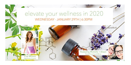 Elevate Your Wellness in 2020 tickets