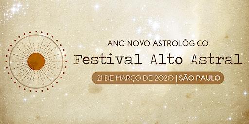 Ano Novo Astrológico - Festival Alto Astral