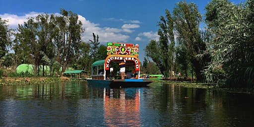 Xochimilco canal cruise