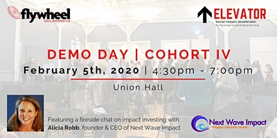 Elevator Demo Day 2020