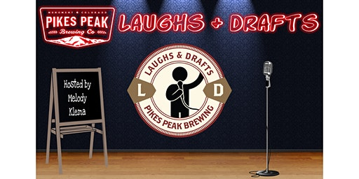 Laughs & Drafts Comedy Night February 22nd