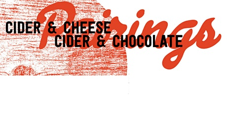 Valentine's Day Cheese, Chocolate, and Cider Pairing tickets