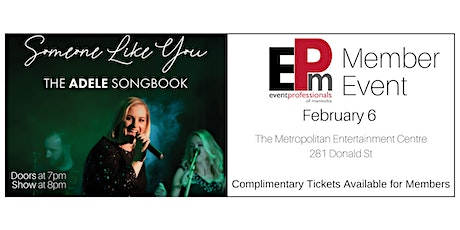 EPM Member Event tickets