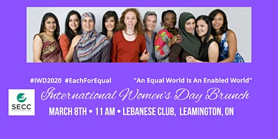 International Women's Day Brunch