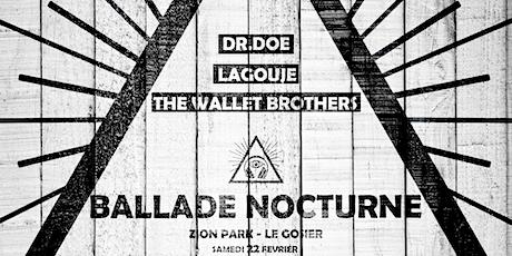 Ballade Nocturne billets