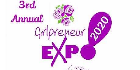 3rd Annual Girlpreneur Expo tickets