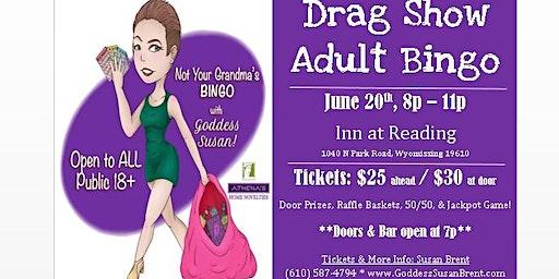 Drag Show Adult Bingo