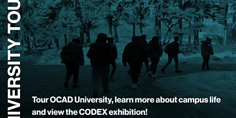 OCAD University Tour tickets