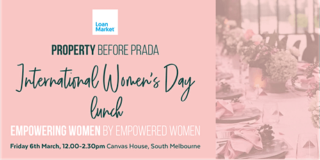 International Womens Day Luncheon tickets