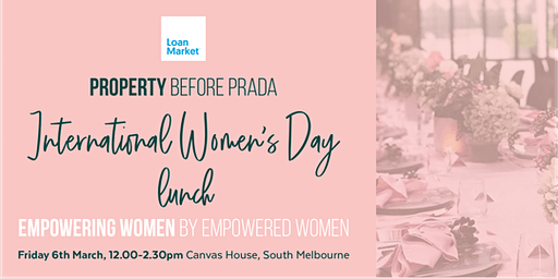 International Womens Day Luncheon