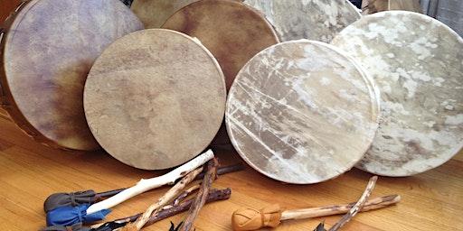 Drumming Circle at Unity Lewes