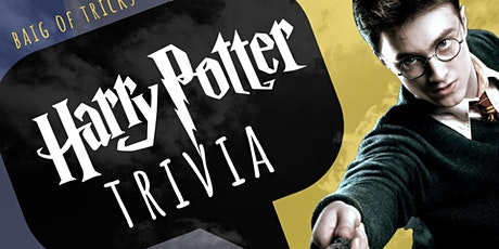 Harry Potter Trivia at Replay LP tickets