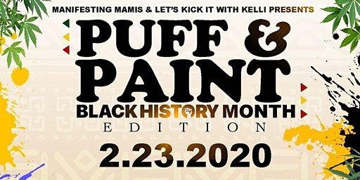 Puff & Paint