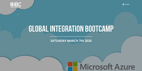 Global Integration Bootcamp 2020 tickets