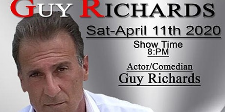 Comedian Guy Richards/Direct From Las Vegas tickets