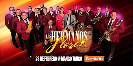 Orquesta hermanos Flores  en Las Vegas boletos