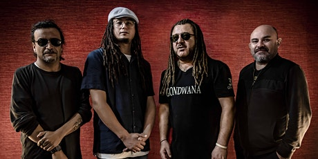 GONDWANA with E.N Young tickets