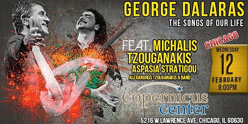 George Dalaras - Songs of Our Life