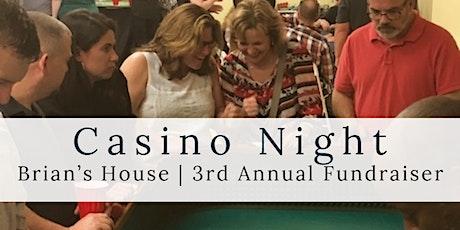 3rd Annual Casino Night tickets