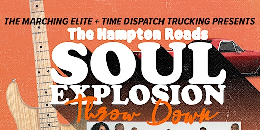 Hampton Roads Soul Explosion Throwdown!!!