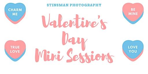 Valentine's Day Mini Session Sunday Funday
