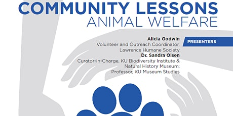 Community Lessons: Animal Welfare tickets