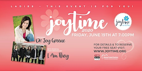Joytime 2020 with Dr. Joy Greene and I Am They! tickets