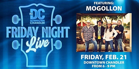 Friday Night Live! Concert Series tickets