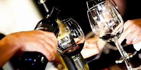 Get to Know Your Neighbor Blind Wine Tasting by UBS Financial Services tickets