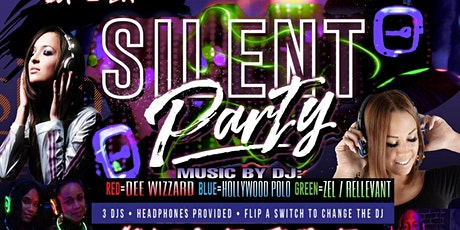 Silent Party tickets