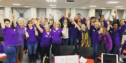 Lincolnshire Vocal Academy Choir Taster Session Sleaford