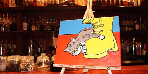 Dr Seuss-ify Your Pet Paint & Sip