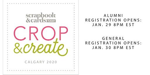 Crop & Create Calgary 2020