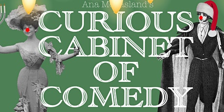 Curious Cabinet of Comedy tickets