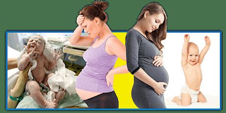 Moving Through Motherhood: A Prenatal and Postpartum Movement Class tickets