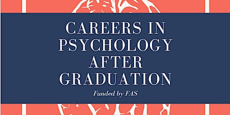Careers in Psychology After Graduation tickets
