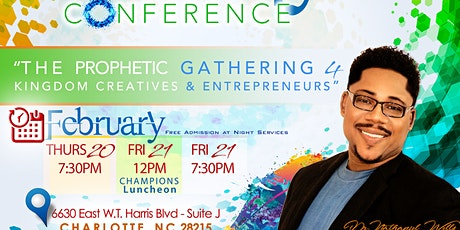 The Destiny Conference 20/20 tickets