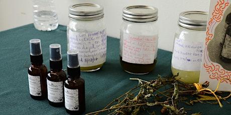 Evening Craft: Botanical Aromatherapy tickets
