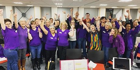 Lincolnshire Vocal Academy Choir Taster Session Lincoln tickets