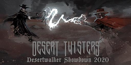 Desertwalker Showdown 2020