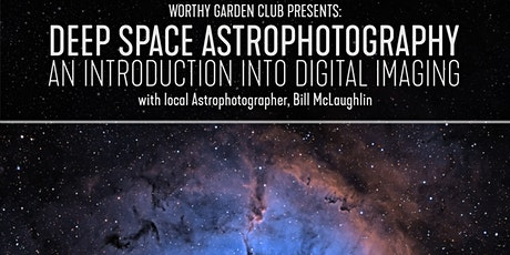 Deep Space Astrophotography - An Introduction Into Digital Imaging tickets