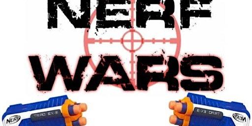 Nerf Wars 2020