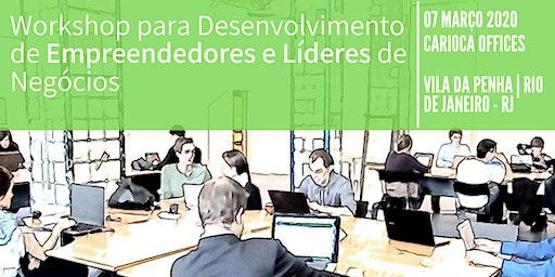 Workshop para Desenvolvimento de Empreendedores e Lideres de Negócios